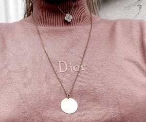 dior, jewelry, and pink image