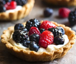 berry, cooking, and delicious image