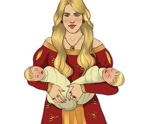 jaime lannister, cersei lannister, and house lannister image