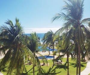 beach, acapulco, and mexico image