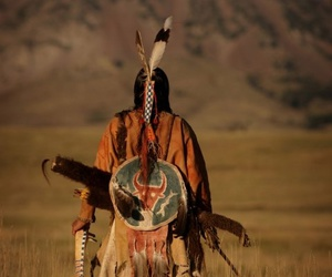indian and native american image