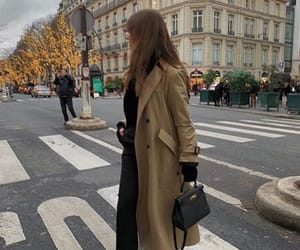 paris france, parisian style, and girly outfit image