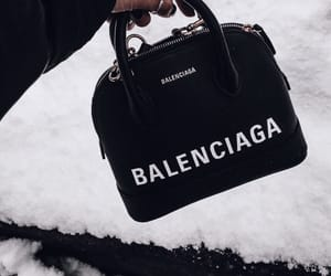 Balenciaga, fashion, and purse image