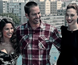 elsa pataky, paul walker, and fast and furious image