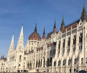 budapest, budget, and europe image