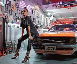 car, shoes, and shay mitchell image