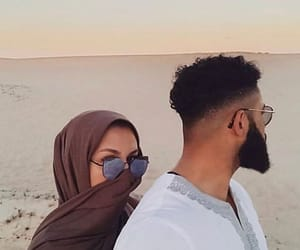 beauty, couple, and couples image
