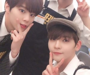 kuhn, hwanhee, and up10tion image