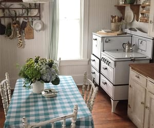 art deco, cottage, and country image