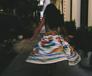 dress, summer, and style image