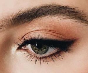 beauty, brow, and eye image