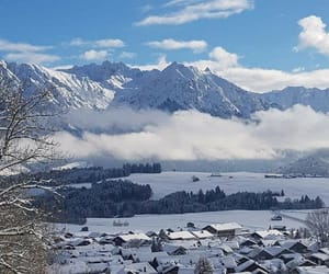 Alps, amazing, and christmas image