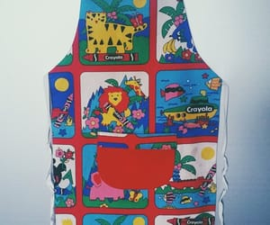 90s, apron, and art image