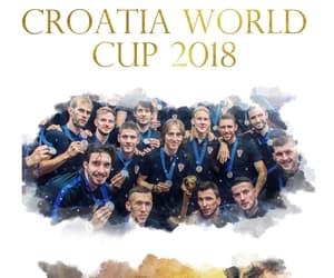 football, hrvatska, and mandzukic image
