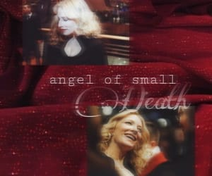 actress, angel, and song image