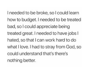 god, life, and motivation image