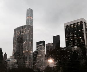 buildings, builds, and Central Park image