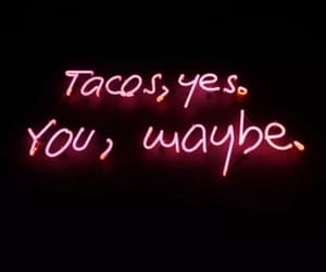 neon and tacos image