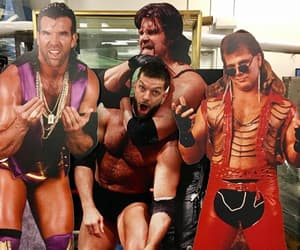 wwe, kevin nash, and shawn michaels image
