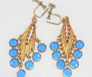 etsy, dangling earrings, and girlfriend present image