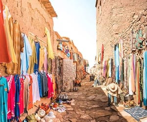 beautiful, morocco, and people image