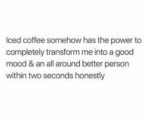 attitude, caffeine, and funny image