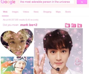 kpop, mark, and lq image