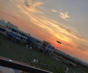 school, manana, and amanecer image