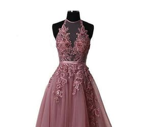 plus size prom dress, evening dress 2018, and long evening dress image