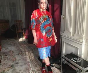 billie eilish, billie, and style image