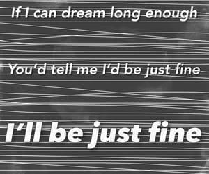 Lyrics, song, and 5sos image
