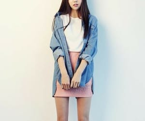 asian, kfashion, and korean fashion image