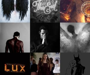 aesthetic, lucifer, and tumblr image