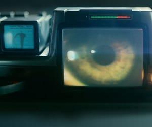 aesthetic, eye, and computer image