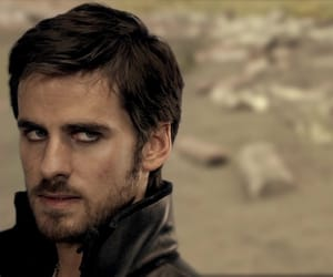 once upon a time, hook, and captain hook image