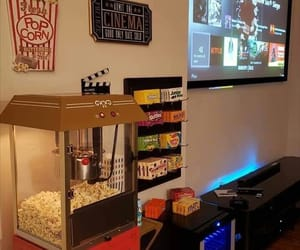 cine, cinema, and home image