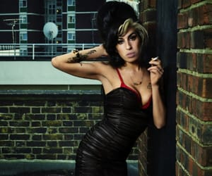 Amy Winehouse, music, and love image