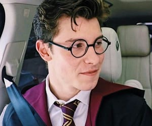 shawn mendes, icon, and harry potter image