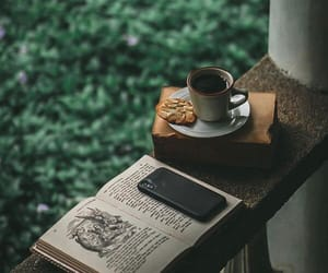 coffee, green, and relax image