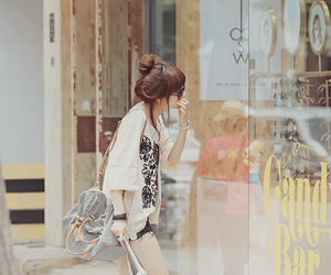 fashion, kfashion, and ulzzang image