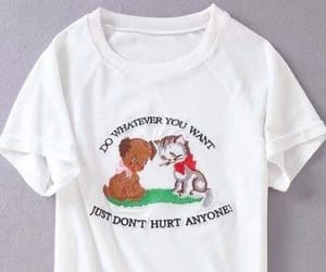 puppy, shirt, and soft image