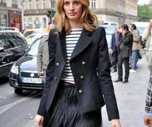 fashion, street style, and lauren santo domingo image