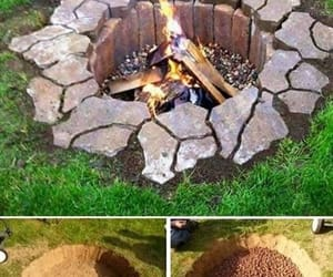 diy, Easy, and fire image