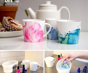 beautiful, cups, and design image