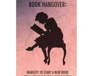book, book lovers, and book hangover image