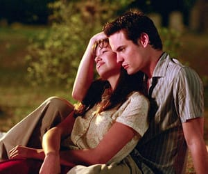 A Walk to Remember, love, and couple image