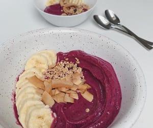 banana, breakfast, and healthy eating image