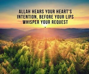allah, beautiful, and before image