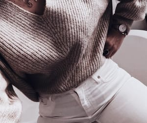 casual, fashion, and neutrals image