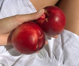 apples, fashion, and healthy image